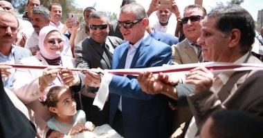 صور.. محافظ كفر الشيخ يفتتح 3 مدارس بالرياض بتكلفة 18 مليون جنيه