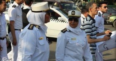 الشرطة النسائية تنجح فى التصدى للتحرش فى ثالث أيام العيد