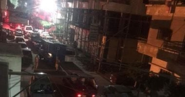 انفجار عبوة ناسفة أسفل سيارة بالمنصورة دون وقوع إصابات