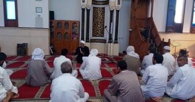 """قافلة """"البحوث الإسلامية"""" تختتم فعالياتها بشمال سيناء بتنفيذ برامج توعوية"""