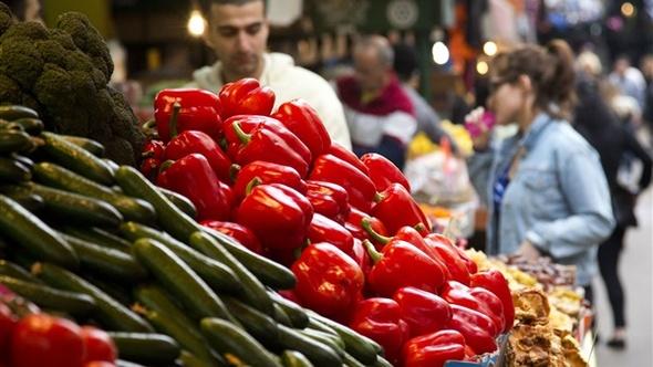 أسعار الخضراوات والفاكهة بسوق العبور
