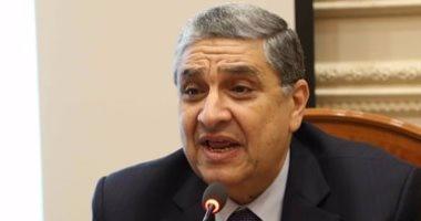 وزير الكهرباء يبحث التعاون المصرى العراقى فى مجال الطاقة