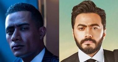 """أسباب هزيمة المنتخب ورسائل سرية من تامر حسنى ومحمد رمضان لكرارة بـ""""مع صحصاح"""""""