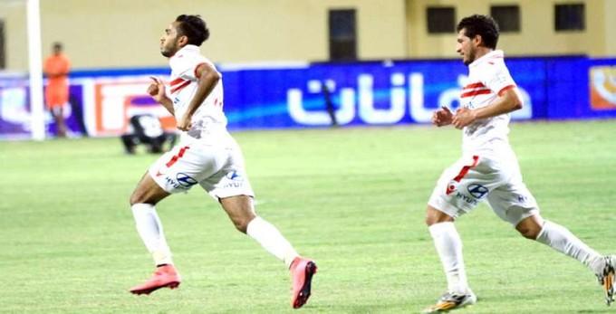 هدف «كهربا» في شباك الاتحاد ضمن أسرع خمسة أهداف بتاريخ الدوري المصري