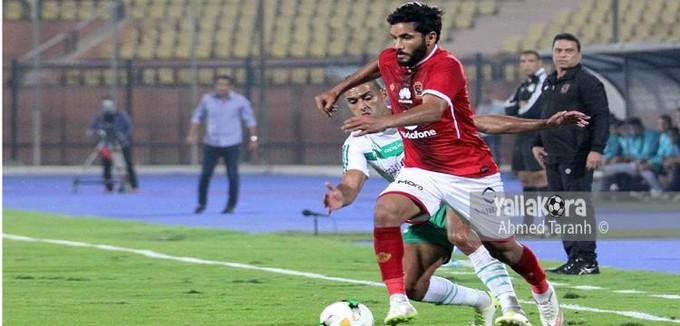 تقرير.. 5 أرقام في مباراة الأهلي والاتحاد.. صالح لا يعرف الخسارة في الدوري