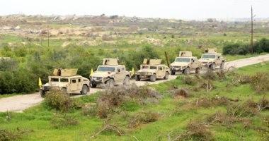 ننشر نص البيان الثانى عشر للقوات المسلحة للعملية الشاملة سيناء 2018