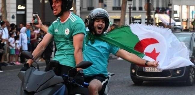 """بعد التأهل لنصف نهائي """"كان 2019"""".. مشجع جزائري يدهس أسرة كاملة بفرنسا"""