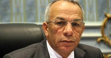 محافظ شمال سيناء يتفقد مستشفى العريش العام