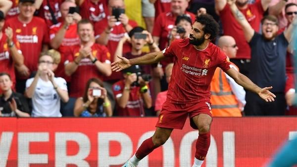 موعد مباراة ليفربول محمد صلاح ونيوكاسل في الدوري الإنجليزي والقنوات الناقلة