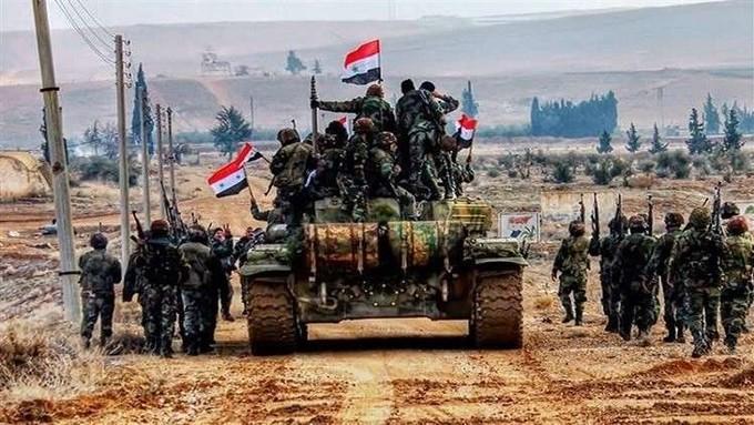الجيش السوري يحرر 19 إمرأة وطفلا من أيدى «داعش»