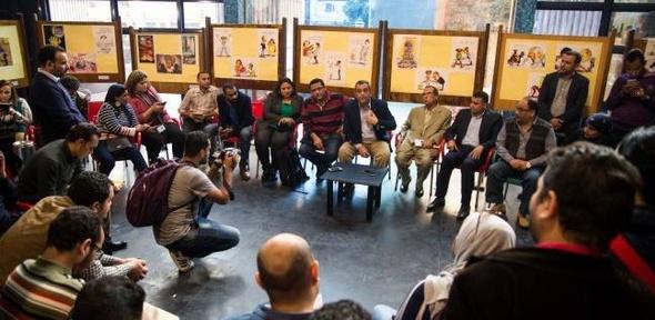 غضب بين الصحفيين.. واجتماع عاجل ومطالب بـ«عمومية طارئة» لوضع حد للأزمة غير المسبوقة