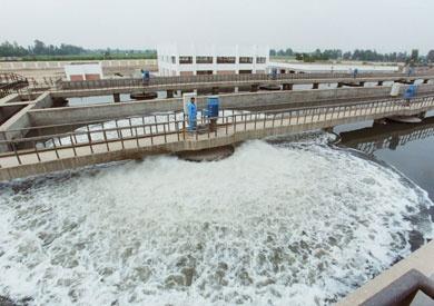 إعادة تشغيل 7 محطات مياه ووقف تشغيل 4 بسبب عكارة النيل بسوهاج