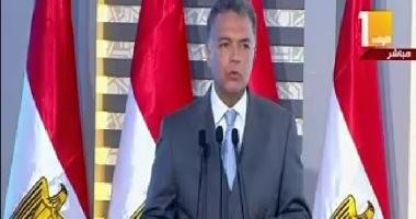 وزير النقل: 7.9مليار جنيه إجمالى تكلفة مشروعات الطرق المقرر افتتاحها اليوم