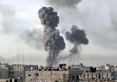 مقتل فلسطيني وإصابة 6 آخرين في غارات إسرائيلية على غزة