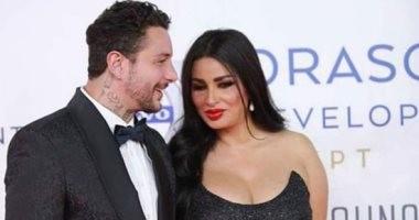 انفصال أحمد الفيشاوى عن زوجته ندى كامل.. تعرف على الحقيقة