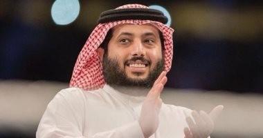تركى آل الشيخ يعلن استقالته من رئاسة الاتحاد العربى لكرة القدم
