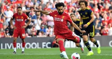 محمد صلاح يفوز بجائزة أجمل أهداف ليفربول فى أغسطس.. فيديو