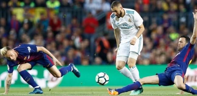 بث مباشر| مباراة ريال مدريد وبرشلونة اليوم الأربعاء