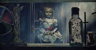 134 مليونا دولار إيرادات فيلم الرعب Annabelle Comes Home