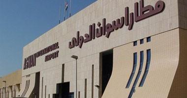 الجمعة.. مطار أسوان يستقبل أول شارتر سياحى إسبانى بعد توقف 9 سنوات