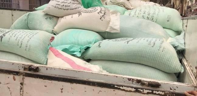 ضبط 34 طن مواد غذائية فاسدة داخل 4 مصانع في الجيزة