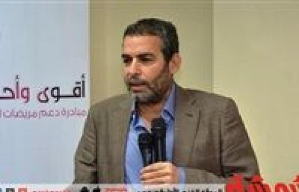 """أحمد عبد العزيز ينتهي من تصوير """"الأب الروحي"""""""