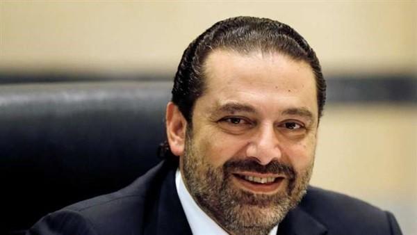سعد الحريري: قوة العلاقات بين مصر ولبنان لا يمكن أن يؤثر فيها سوء تعبير
