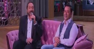 """مدحت صالح: """"حاجتين فى حياتى مابنسهمش عبد الحليم حافظ وعلى الحجار"""""""