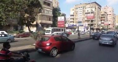 النشرة المرورية.. سيولة بمحاور القاهرة والجيزة وسط انتشار أمنى