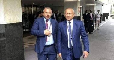 الشرطة الفرنسية تخلى سبيل أحمد أحمد رئيس الكاف بعد 10 ساعات تحقيقات