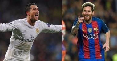 تشكيل كلاسيكو الأرض.. ميسي يقود برشلونة ورونالدو على دكة ريال مدريد