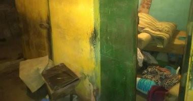 صور.. تفاصيل ذبح عجوز كفيفة داخل منزلها فى الشرقية