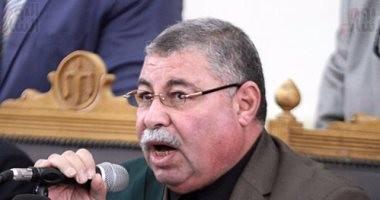 """""""الجنايات"""" تستمع لدفاع منصور أبو جبل و12 آخرين فى اتهامهم بالتجمهر"""