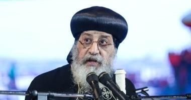 وفاة الأنبا إبيفانوس رئيس دير أبو مقار وتلميذ القمص متى المسكين