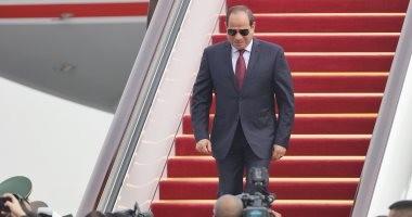 """هيئة الاستعلامات: زيارة """"السيسى"""" لأوزبكستان تتوج ربع قرن من التعاون المثمر"""