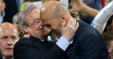 تقارير: ريال مدريد يستقر على عودة زيدان وإقالة سولاري قبل نهاية الأسبوع