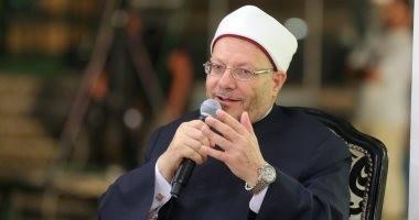 المفتى يوصى الحجاج بالدعاء لمصر والالتزام التام بقوانين السلطات السعودية