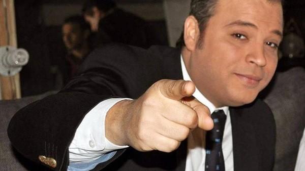 تامر عبد المنعم يوجه رسالة نارية لـ معتز مطر
