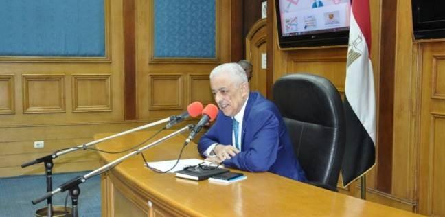 وزير التعليم يعلن أحدث تطورات وضع ملف المدارس المصرية اليابانية