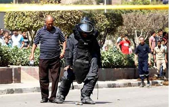 بلاغ كيدي بتفجير أحد عقارات الإسكندرية يتسبب في هروب السكان