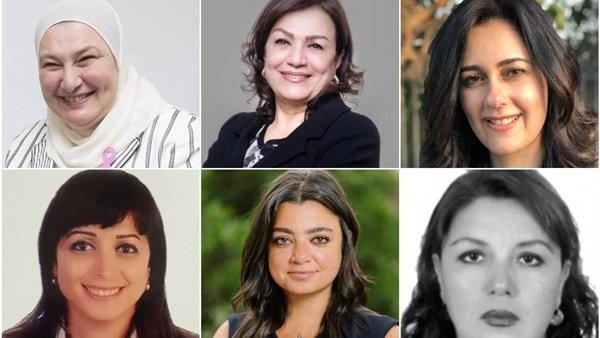 اختيار 6 مصريات ضمن قائمة أكثر 50 سيدة تأثيرا في الشرق الأوسط.. تعرف عليهن