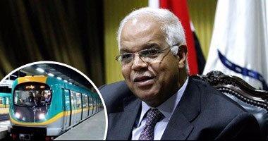 وزير النقل: انتظام العمل بمترو الانفاق والسكك الحديدية وجميع الموانئ