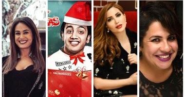 20 رسالة من مشاهير العالم العربى للجمهور فى نهاية 2018 واستقبال العام الجديد