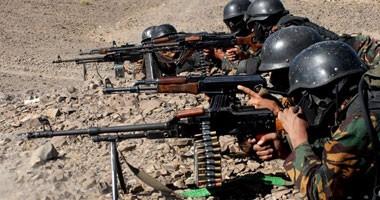 الجيش اليمنى يحكم قبضته على جبل الشعيبى فى محافظة لحج