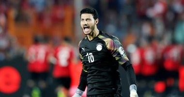 محمد الشناوى يزين التشكيلة المثالية لكأس أمم أفريقيا 2019