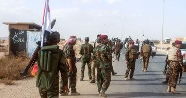 القوات العراقية تطلق آخر العمليات العسكرية فى الصحراء الغربية ضد داعش