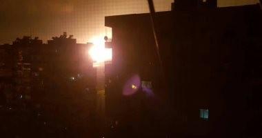 مصدر عسكرى سورى: انفجار مستودع الذخيرة بمحيط مطار المزة سببه ماس كهربائى