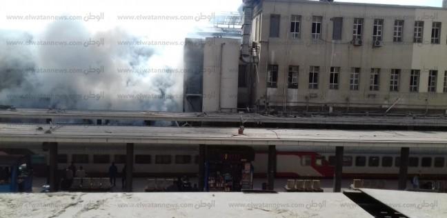 مصر | شهود عيان على «حريق محطة مصر» لـ«الوطن»: «كان بينا وبين الموت لحظة»