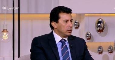 وزير الرياضة: الحضور الجماهيرى لن يعوق مصر عن استضافة أمم أفريقيا