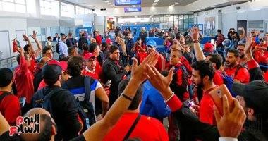 شاهد.. آراء وتوقعات جماهير الأهلى بعد إعلان التشكيل أمام الترجى التونسى